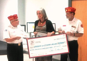 Fox Valley Marines Donation